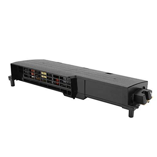 Mxzzand Boîtier Compact résistant à l'usure d'alimentation de Remplacement de Chargeur Noir entièrement scellé pour la série PS3 EADP-185AB