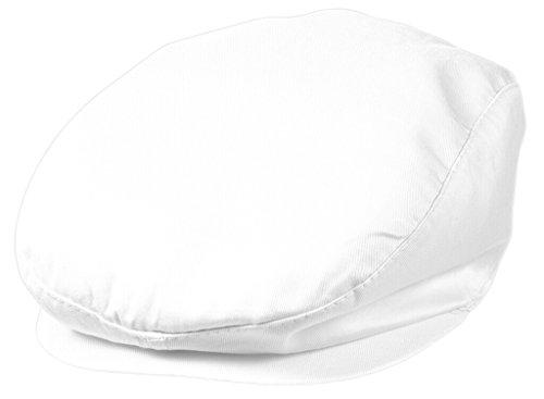 MYRTLE BEACH Casquette avec bouton pression sur la visiere (white)