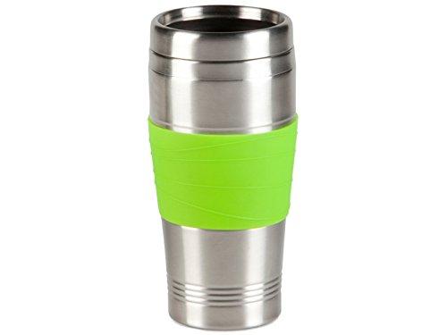 Domo My Coffee To Go - Taza térmica (400 ml), Color Verde