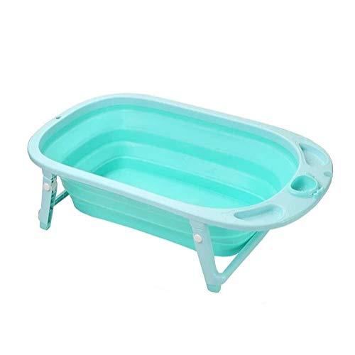 ZM HL MM Huisdier Hond Badkuip Vouwen Schoonheid Badkamer Zwemmen Accessoires Duurzaam Draagbaar, Groen