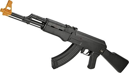 Evike - CYMA Airsoft LPAEG AK Full Size Low Power AEG Rifle (Model: AK47 Black)