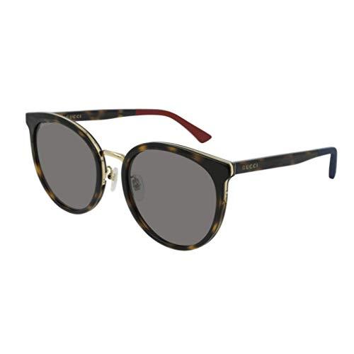 Gucci GG0405SK-004 gafas de sol, LA HABANA, 56.0 para Mujer