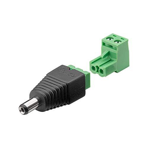 Terminal Block 2-pin > DC-Stecker (5,50 x 2,10 mm)