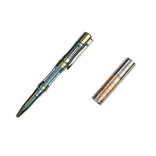 Fenix F15 LED Jubiläums-Taschenlampe + T5Ti Kugelschreiber Set