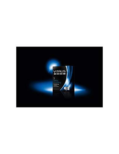 Vitalis delay & cooling, 3er Pack Kondome, 3 Stück