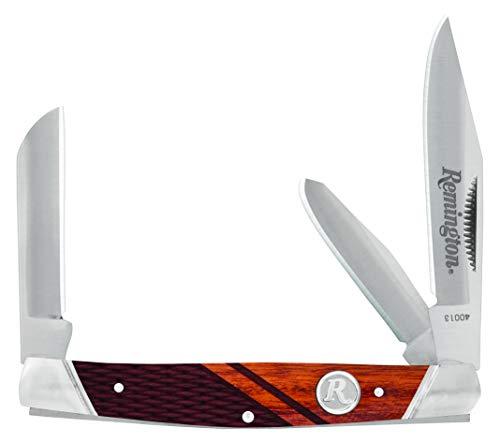 Remington 872808 Taschenmesser Heritage Messer, Silber