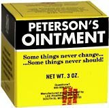 Petersons Ointment 3 Ounces by LEE PHARMACEUTICAL CO.