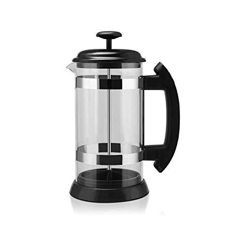 ELXSZJ XTZJ Pulse CoffeeFeer, Maximum Freant Coffee Brewer con filtración Superior, 2 Tazas de Capacidad, Negro