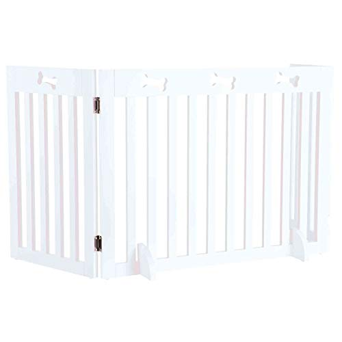 Trixie 3-Parts Gate for Dog