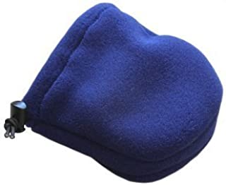 Blue Cast Toe Covers and Socks, Made in USA by Crutch Buddies - Veteran Owned