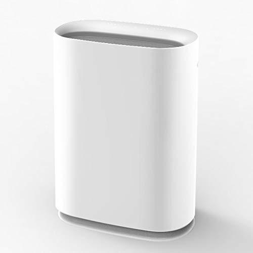 Purificador de aire El purificador de aire tiene un filtro compuesto y se mostrará un hogar purificador de aire con la calidad del aire, que puede capturar las alergias, polvo, polen, el humo, pelo de