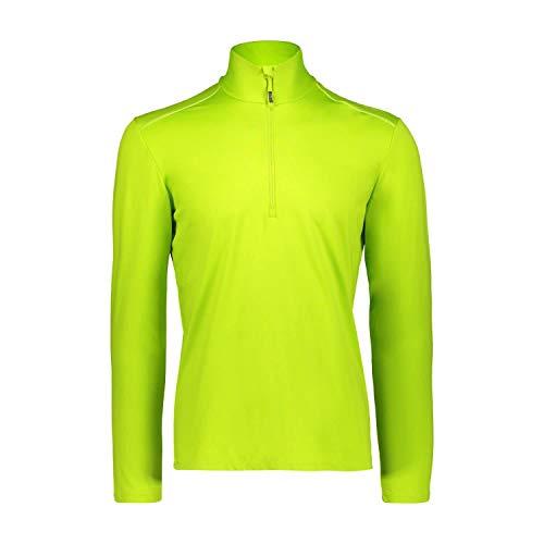 CMP Herren Ski Rolli 39L2287 Shirt, Limegreen, 52