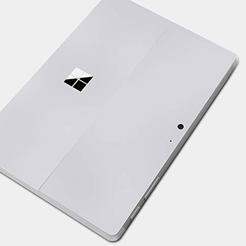 Haven Shop Displayschutzfolie, für Surface Go Wrap Protect Skin Aufkleber für Microsoft Surface Go silber