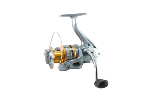Okuma Fishing Tackle Rox-20-Cl Rox Standard Speed Spinning Reel Clam Pack by Okuma