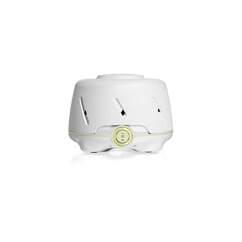 crib bedding and baby bedding yogasleep dohm (white/green) | the original white noise machine|soothing natural sound from a real fan | noise cancelling | sleep therapy, office privacy, travel | for adults & baby | 101 night trial