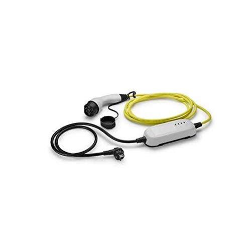 Volkswagen 000054412 E Mode 2 Secours Câble de Charge Infrastructure Prise Domestique pour Voiture...