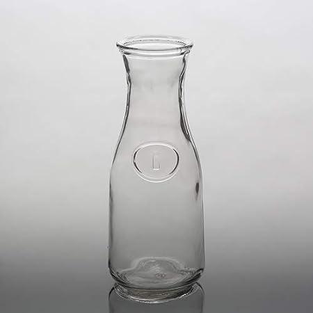 Richland 8 Milk Bottle Vase Set Of 12 Home Kitchen