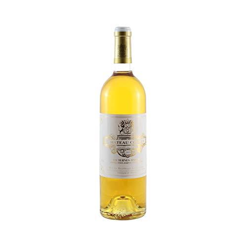 Château Coutet Weißwein 2009 - g.U. Barsac süßer - Bordeaux Frankreich - Rebsorte Sauvignon Blanc, Sémillon, Muscadelle - 75cl - 17/20 Jancis Robinson