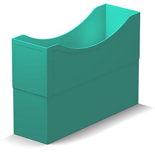 Classei Kunstoff Box, Farbe: grün, auch als Ablagebox verwendbar