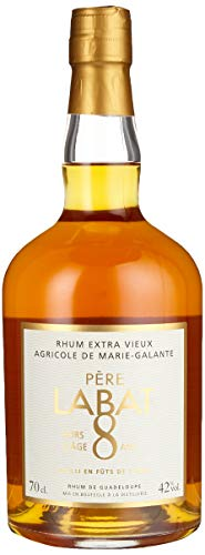 Pere Labat Rhum Extra Vieux Hors d'Age 8YO Dark (1 x 0.7 l)