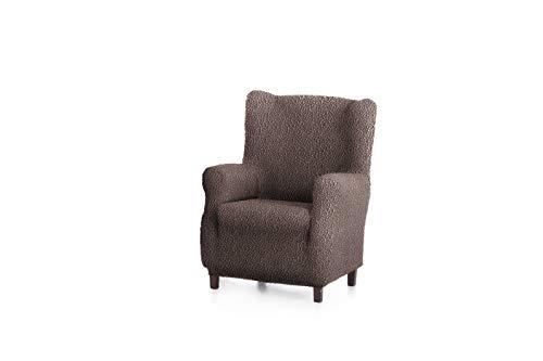 Eysa 3D Funda de sofá, Marron, 1 Plaza