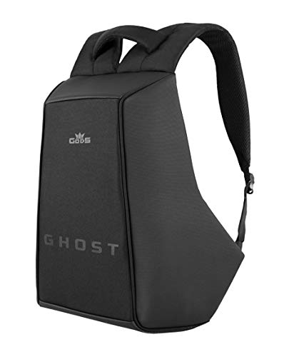 GODS Ghost Anti-Theft 15.6 Inch Laptop Backpack (Daring Texture)