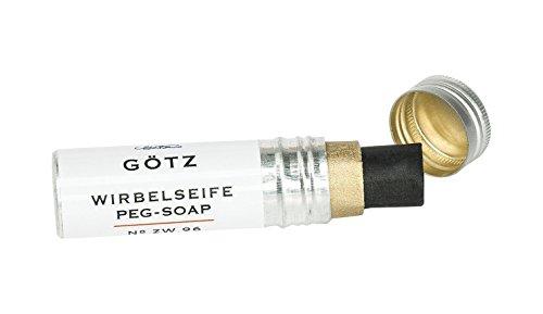 Goetz ZW-96 The Original Violin Peg Compound in Aluminium Tube