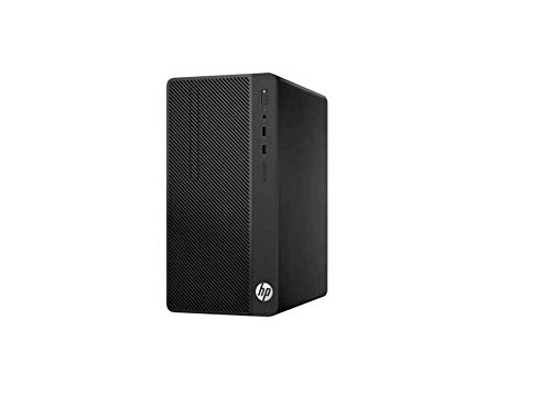 Hewlett-Packard HP 280 G3 - Ordenador de sobremesa (procesador Intel Core i7-7700 de hasta 4,20 GHz, memoria RAM de 16 GB, disco duro SSD de 512 GB, grabadora de DVD, HDMI, USB 3.0, Windows 10 Pro)
