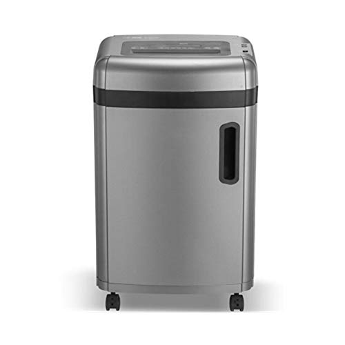 Fantastic Deal! HXSD Paper Shredder, Flour-Grade High-Security Long-Term Large-Scale Office Paper Sh...