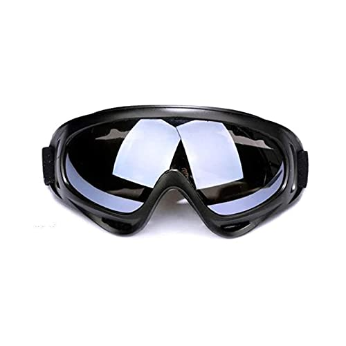 A prueba de viento A prueba de polvo Deportes al aire libre, Gafas de esquí Ski Snowboard Gafas de montaña Eyewear Snowmobile Deportes de invierno Gafas de nieve Ciclismo Gafas de sol Masdas para homb