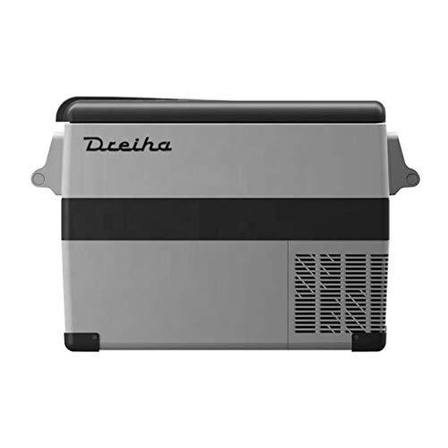 Dreiha CBX45 - Nevera Portátil con Compresor LG, CoolingBox 45, Conexiones 12V / 24V 0 110V/ 220V, Enfriamiento de -20ºC a +20ºC,Para Camping, Vehículos y Más. Incluye Cesta Removible