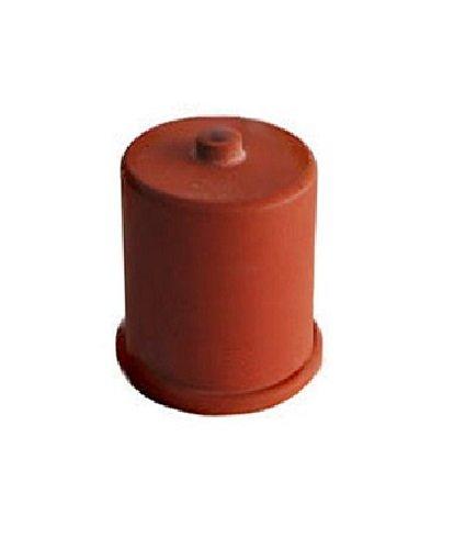 Cappellotto in gomma per minifermentatore gorgogliatore - diametro 40 mm