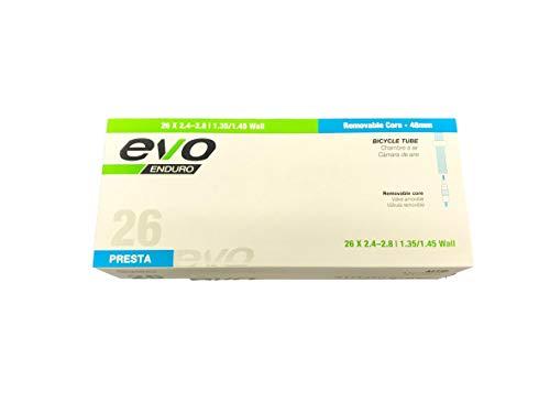 EVO Enduro DH Mountain Bike Tube 26' x 2.4-2.8 - 48mm Presta Valve