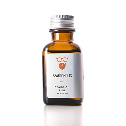 BEARDOHOLIC Premium Quality Beard Oil and Leave-in Conditioner