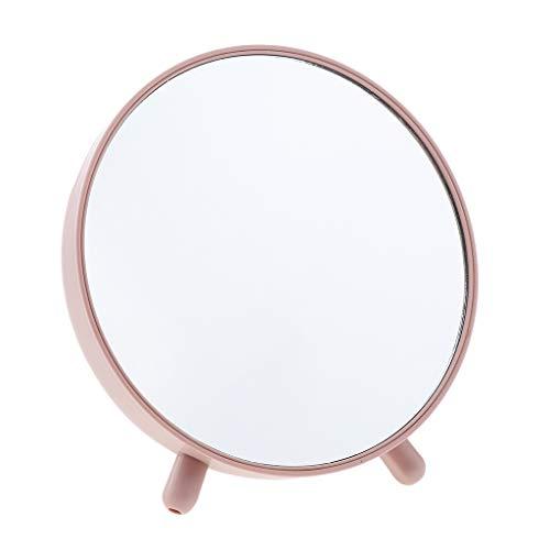 MERIGLARE Miroir Cosmétique De Table, 3 Couleurs Au Choix - Rose