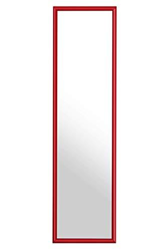 Contemporary Design Premier Housewares Türspiegel rot