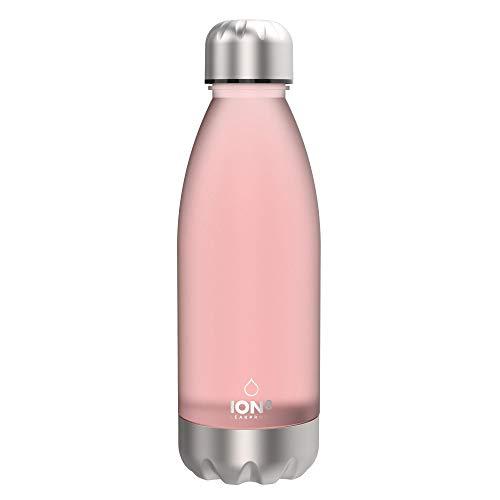 ion8 Auslaufsichere 560ml Trinkflasche, Rose