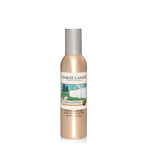 Yankee Candle Clean Cotton Concentrated Room Spray
