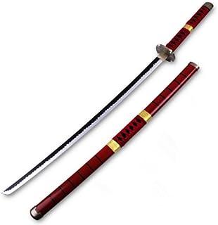 One Piece Roronoa Zoro Sandai Kitetsu Cosplay Sword