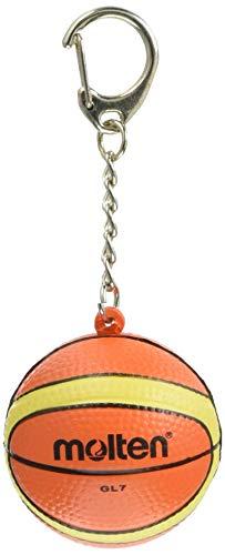 Molten KHB Schlüsselanhänger, Orange, Mini