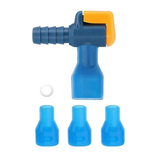 3 Stücke Trinkrucksack Trinkblasen Mundstück Beißventil Ersatz Spritzdüse Für Sportrucksack