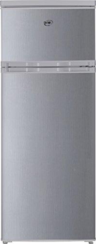 Frigorifero doppia-porta silver DDP29H4S Daya Home Appliances