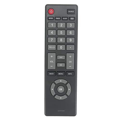 emerson 50 inch tvs New 32FNT004 Replace Remote Control fit for Emerson LCD TV HDTV LE240EM4 LE240EM4EN LE290EM4 LE290EM4F LE320EM4 LE391EM4 LF320EM4 LF320EM4A LF320EM4F LF320EM5F LF391EM4 LF391EM4F LF402EM6F LF461EM4