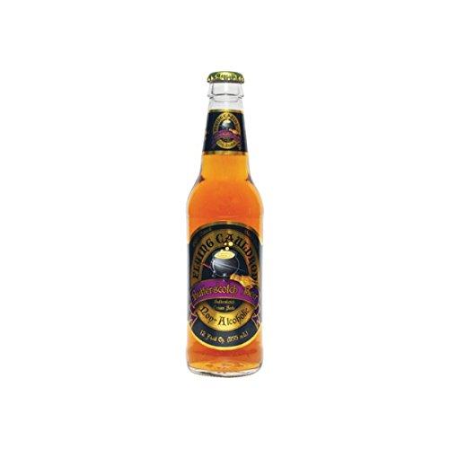 Pack 24 Cervezas de Mantequilla Harry Potter Flying Cauldron- Butterscotch Beer