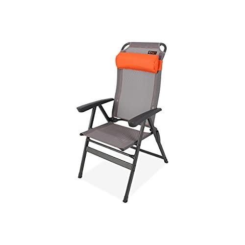 Portal Unisex Por2935-4260182766842 Campingstuhl, Orange, Einheitsgröße