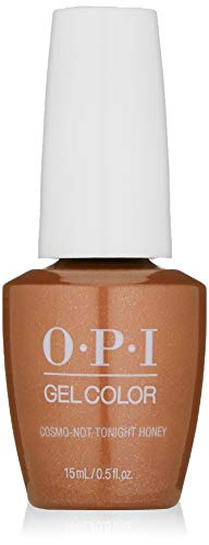 OPI Gel Vernis à Ongles Cosmo-Not Tonight 15 ml