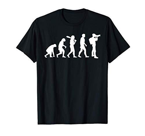 Fotógrafo Evolución Fotografía Divertida Fotografía Camiseta