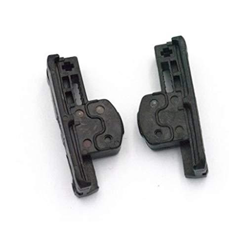 XIAOFANG Novel-Nome 1pc Fit Dry Dry Fit para Renault Koleos Sunder Slider Slider Hebilla Techo (Color : 1pc Left 1pc Right)