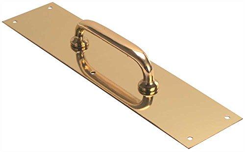 don-jo Don Jo 7010–3Pull Teller Messing poliert 31/5,1x 38,1cm