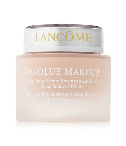 Lancome ABSOLUE MAKEUP Absolute Replenishing Cream Makeup SPF Almond 20 W